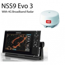 NSS9 evo3 with Broadband Radar