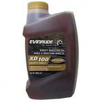 Evinrude tepalas XD100 1 Ltr.