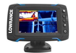 Lowrance Elite-5 Ti Mid/High/DownScan