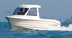 Smartliner 26 pilothouse