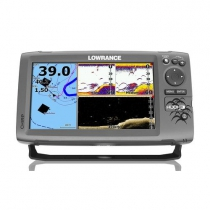 Lowrance HOOK-9 Mid/High/Downsca