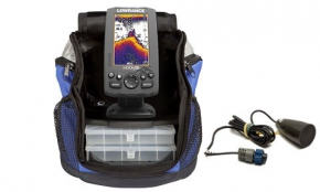 Lowrance HOOK-3x All-Season Fishfinder Pack