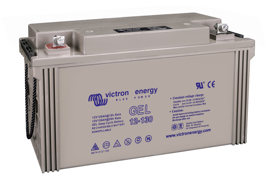 Victron AGM Deep Cycle Batt. 12V/130Ah